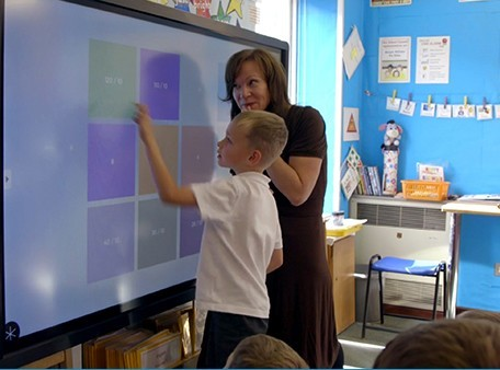Clevertouch in action