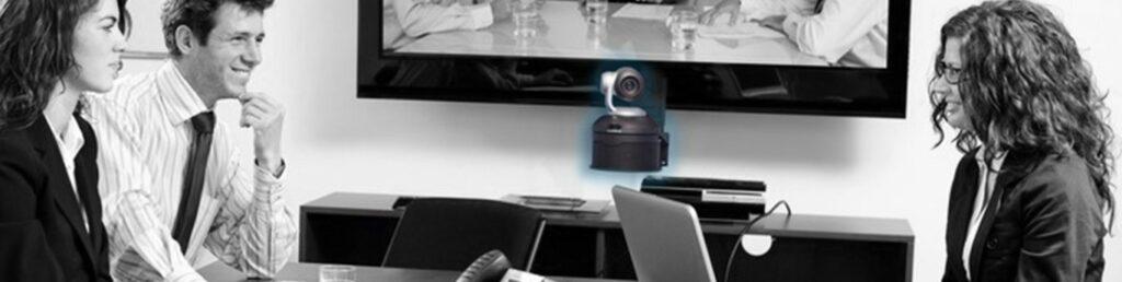 Camera conference room AV