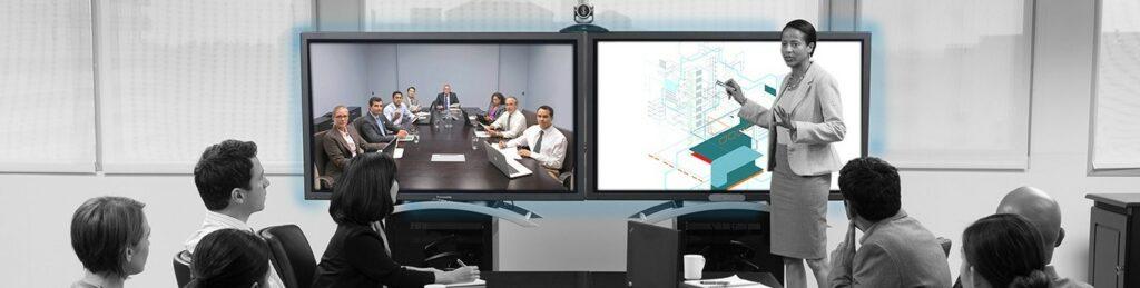 Displays conference room AV