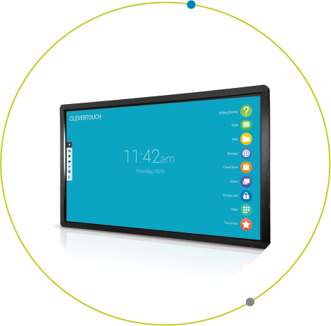 Clevertouch- cole valley