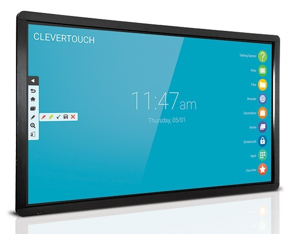 Clevertouch for web