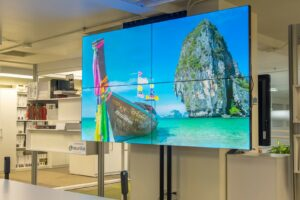 Video wall neurilink