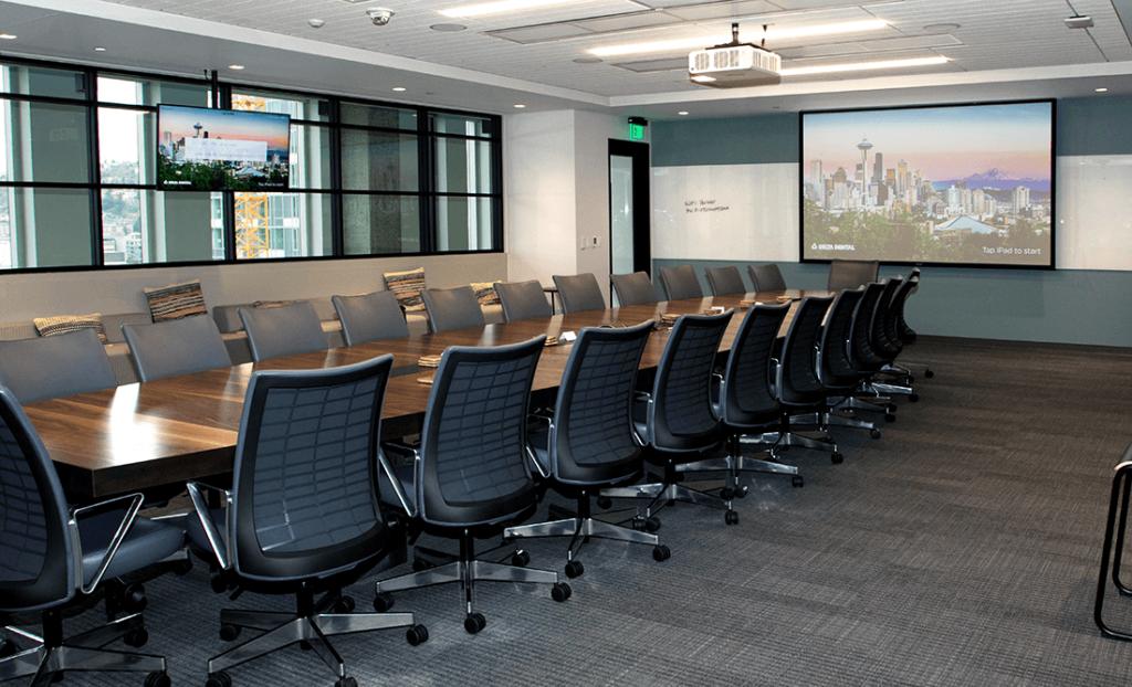 Delta Dental of Washington Board Room AV by Neurilink