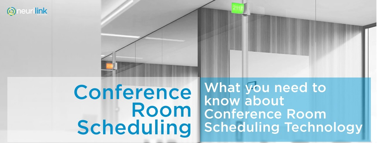Image Conference Room Scheduling Technology Blog by Neurilink