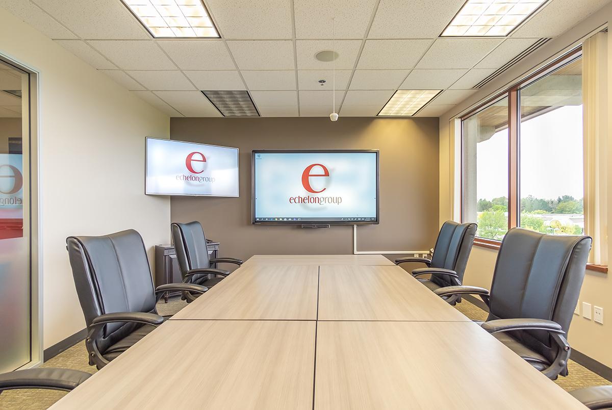Echelon Group office tech