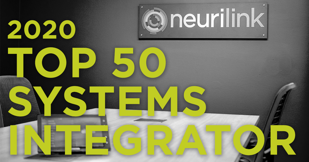 2020 Top 50 Systems Integrator