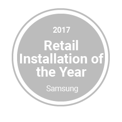 Retail Installation of the Year award