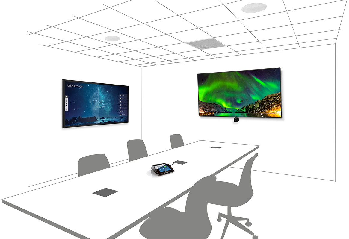 Large Conference Room with Technology